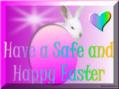 Safe and Happy Easter